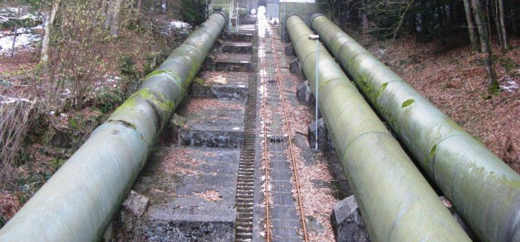 Pumpspeicherkraftwerk Forbach