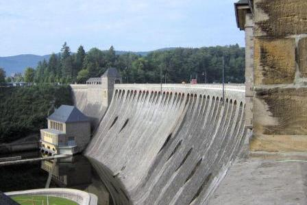 Geotechnical Measurements on Dams